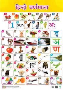 front back educational charts hindi varnamala amp matras