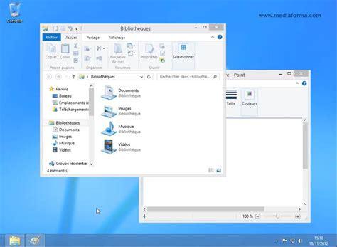 windows 8 icone bureau windows 8 1 le bureau est toujours l 224 m 233 diaforma