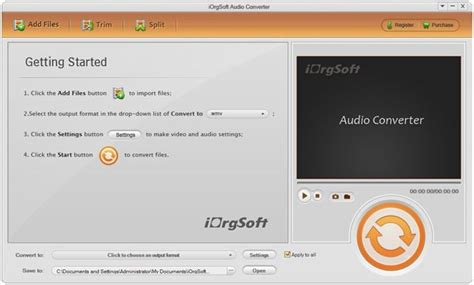 format audio mp2 guide how to use iorgsoft mp2 converter step by step