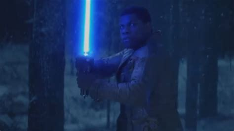star wars the force 0241201160 star wars force awakens first look john boyega wields lightsaber hollywood reporter