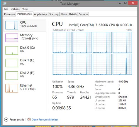Intel I7 6700k 4 0ghz Up To 4 2ghz Cache 8mb Box Lga 1151 1 i7 6700k only goes up to 4 00ghz in stress testing cpus