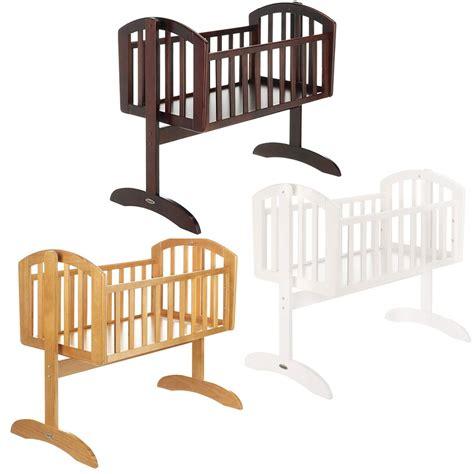 Obaby Sophie Swinging Crib Wooden Nursery Furniture Baby Baby Swinging Crib