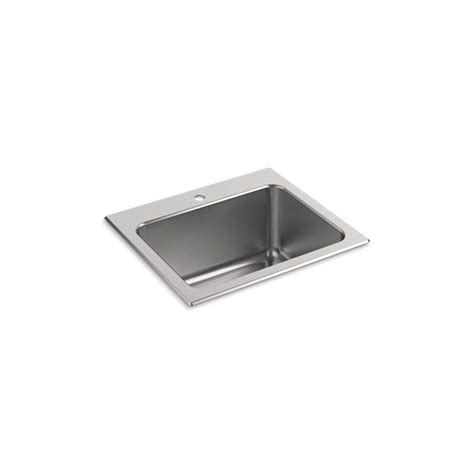 25x22 drop in sink kohler 5798 1 na at southland plumbing supply serving