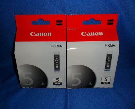 Canon Pgbk Ink Catridge Pgi770 canon pixma pgbk 5 black ink cartridge pack compubits