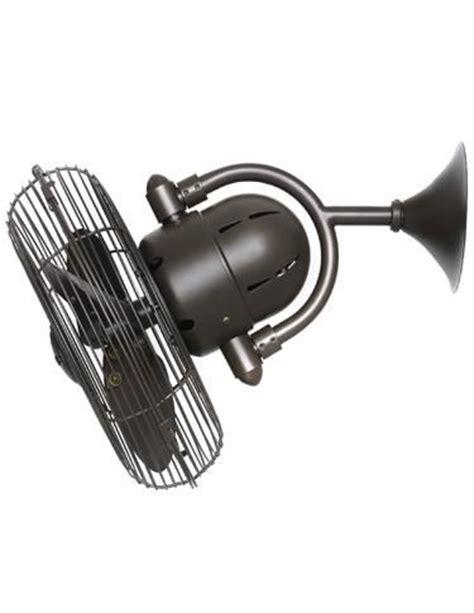 small wall mount fan the kaye oscillating three speed wall fan from matthews