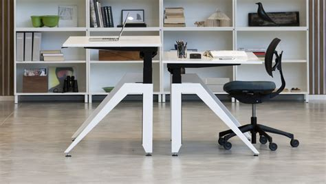 best sit stand desk the rise of the sit stand desk in the workplace k2 space