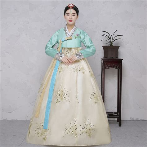 Hanbok Import Korea Free Sokchima by Hanbok Dress Korean Traditional Hanbok Korean National