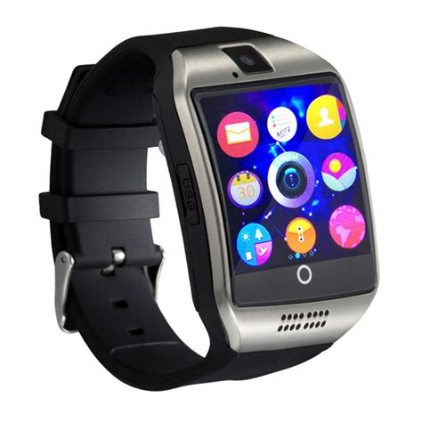 Smartwatch Q18 2017 smartwatch q18 wristwatch with touch screen tf