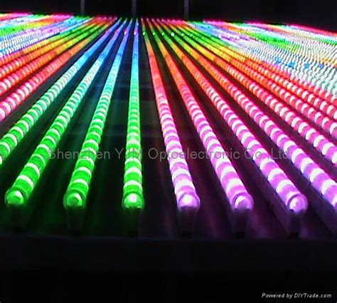 Led Blue Light Bulb Dmx Led Digital Tube Light Rgb Flexible Led Strip Light