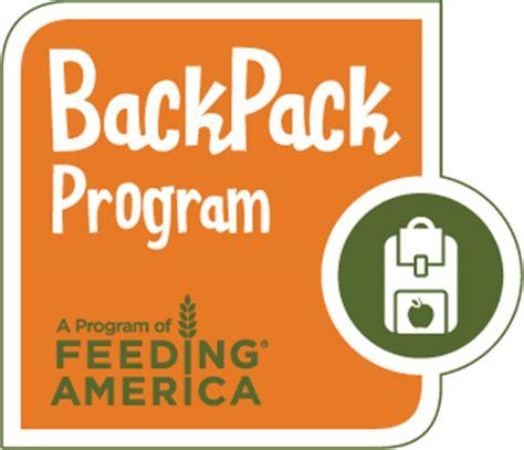 feeding america backpack program eating richly