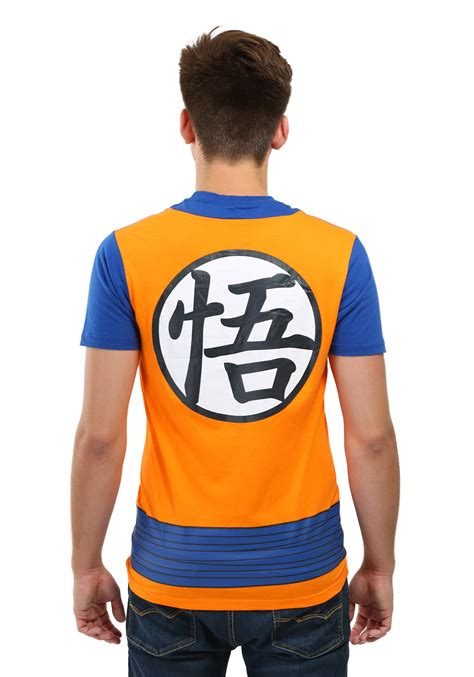 z goku costume t shirt for