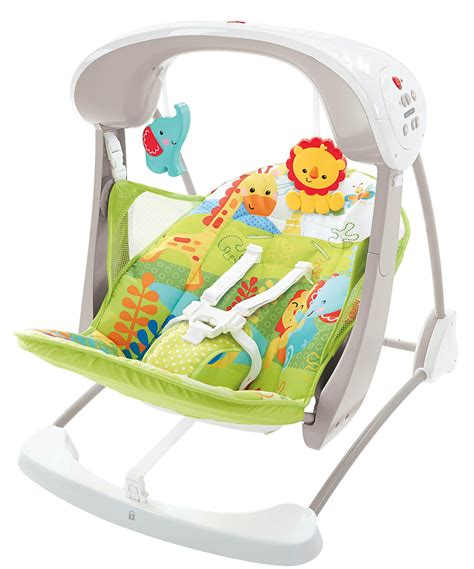 fisher price swing motor died fisher price rainforest take along swing and seat set