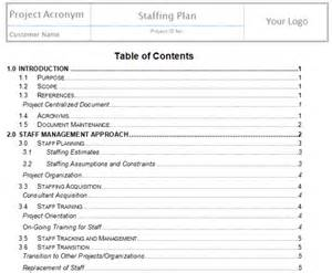Human Resources Management Plan Template by Develop Human Resources Plan Project Management