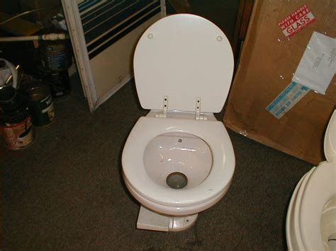 Rv Toilet Plumbing by Used Rv Toilets Image Search Results