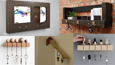 home key holder for wall