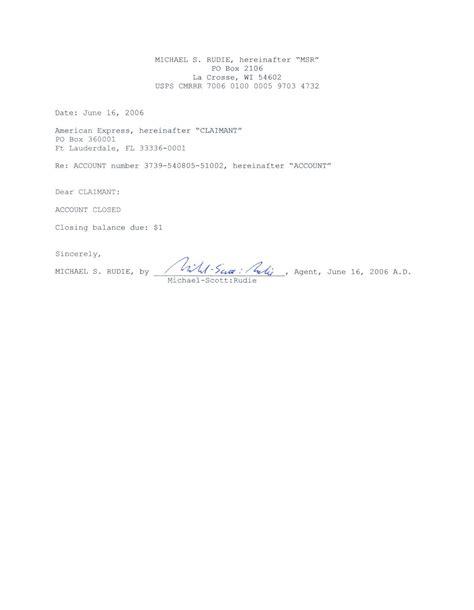 sb account cancellation letter sb account cancellation letter cancellation letter upc