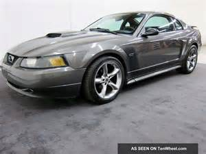 Ford Mustang 2003 2003 Ford Mustang Gt
