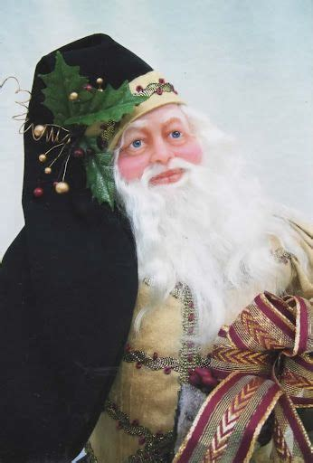 Handcrafted World Santas - 1000 images about santas on