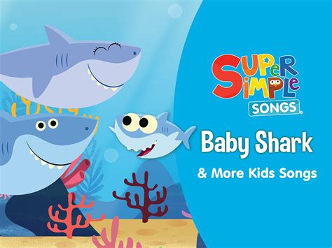 baby shark old version august 2017 additions to amazon prime uk newonamzprimeuk