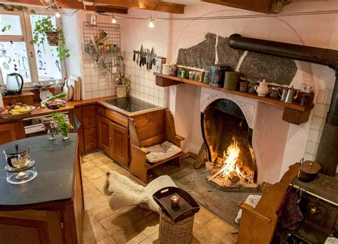 Kitchen With Fireplace Designs Large Kitchen Fireplace Fireplace Designs 21 Beautiful Hearths Bob Vila