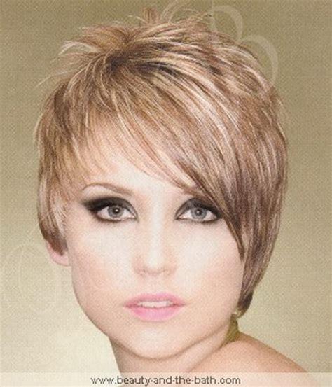 short asymmetrical haircuts  women