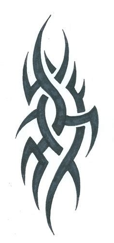 strength tribal tattoo 1000 ideas about strength symbol on