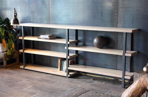 etagere sur mesure 201 tag 232 re contemporaine bois massif sur mesure micheli design
