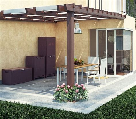 armadietti da esterno armadio da esterno arredo giardino