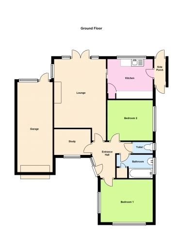 bungalow floor plans uk best 4 bedroom bungalow house plans in philippines arts 3