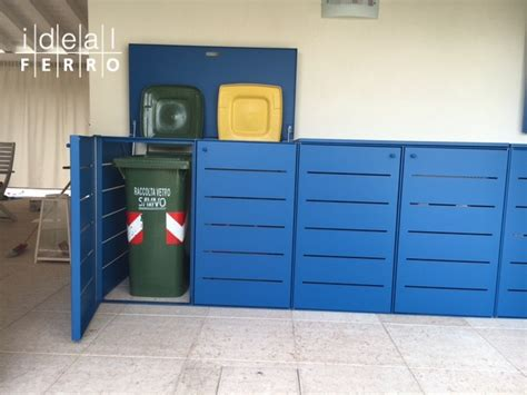 contenitori per armadio armadio per l inserimento dei contenitori rifiuti