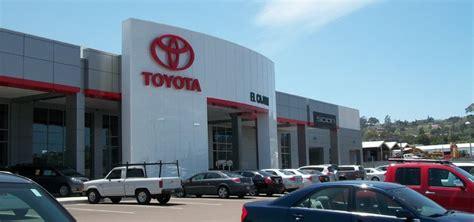 Toyota El Cajon Service Toyota Of El Cajon Tk1sc
