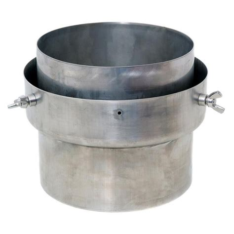 Chimney Liner Flue Adapter - chimney liner adapter