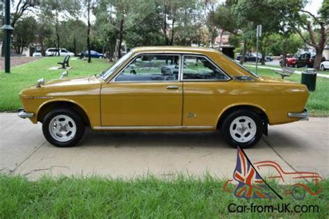 datsun sss coupe for sale datsun 510 sss 1600 coupe
