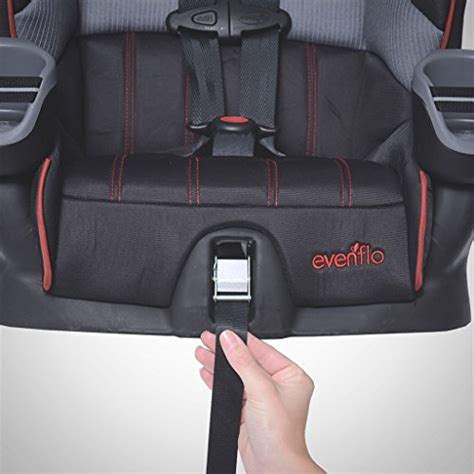 evenflo car seat tether evenflo maestro booster car seat wesley media product