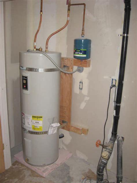 Electric Water Heater Installation Prime Plumbing