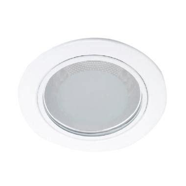 jual philips 13802 glass recessed white 1x9w 230v harga kualitas terjamin