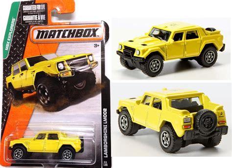 matchbox lamborghini lm002 matchbox 2015