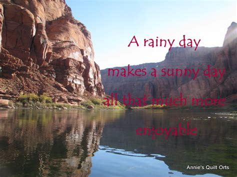 annie's quilt orts: thursday quote