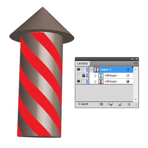 vector rocket tutorial how to create fireworks rockets in adobe illustrator