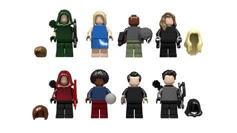 Lego Minifigures Series 05 Cave lego ideas arrow the cave