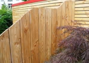 Trennwand Garten Selber Bauen Blickschutz Aus Holz Selber Bauen Komplette