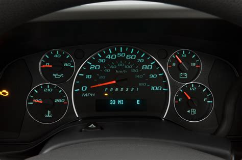 how it works cars 2003 chevrolet trailblazer instrument cluster 2011 chevrolet express reviews and rating motor trend