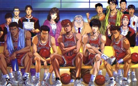 slam dunk slam dunk wall slamdunk wallpaper 34860091 fanpop