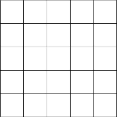 Grid Players Are Allowed To Look At Their Cards Bingo Card Pinterest Bingo Card Template 5x5