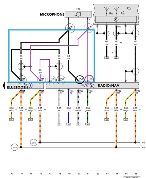 rcd 310 wiring diagram efcaviation