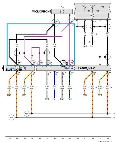rcd 310 wiring diagram efcaviation