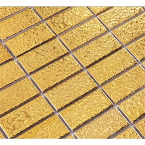 brick pattern mosaic tile gold eramic mosaic tile brick arabesque patterns kitchen