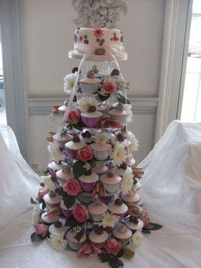 Gallery of Cupcake Wedding Cakes   Cake Maker Falmouth