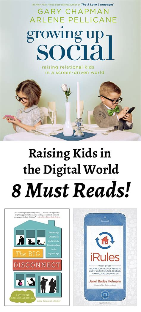 six eight when parenting becomes an sport books raising in a digital world 8 books to help modern