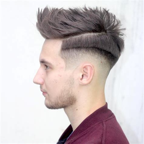 mens hairstyles cut yourself 21 shadow fade haircut hairstyles design trends